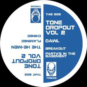 The He-Men/Dawl - Tone Dropout Vol.2 - TD16002 - TONE DROPOUT