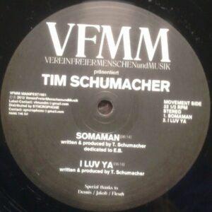 Bufiman/Tim Schumacher - Manifest#001 - VFMM#001 - VEREIN FREIER MENSCHEN UND MUSIK ?