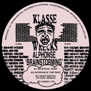 Alphonse - Brainstorming - Wrecks023 - KLASSE WRECKS