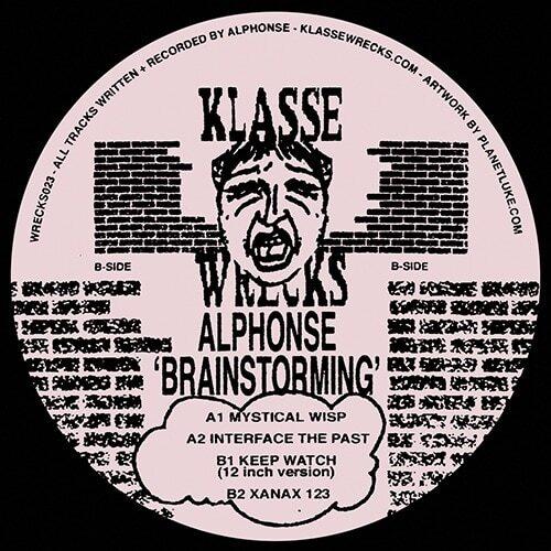 Alphonse - Brainstorming EP - WRECKS023 - KLASSE WRECKS