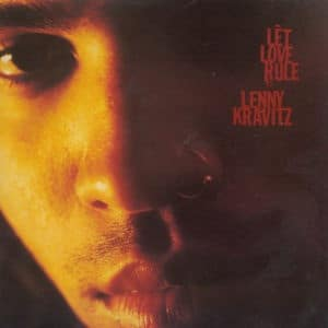 Lenny Kravitz - Let Love Rule - 0602567581932 - VIRGIN