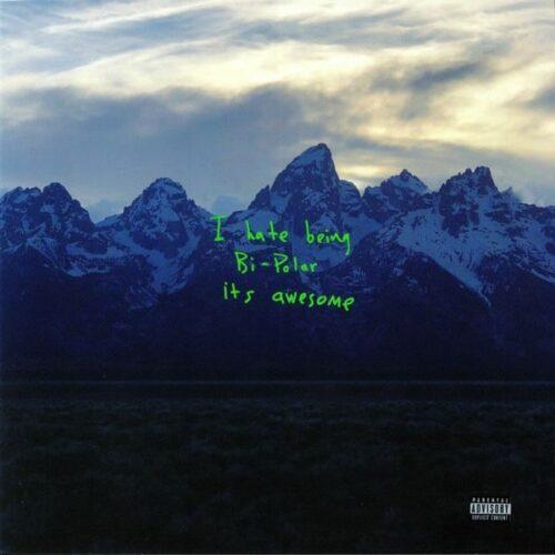 Kanye West - Ye - 0602567784692 - DEF JAM RECORDINGS