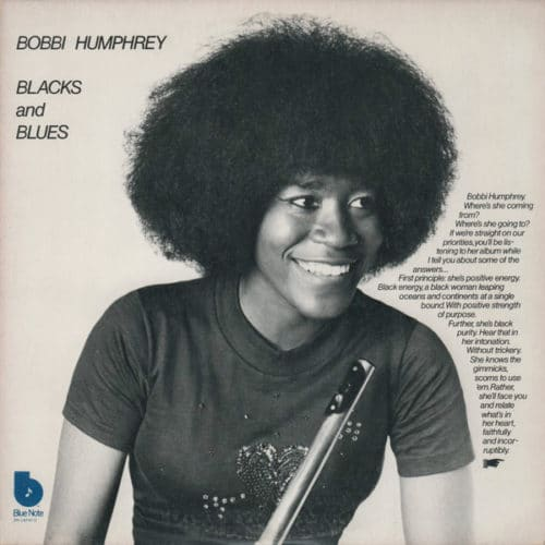 Bobbi Humphrey - Blacks And Blues - 0602577526978 - BLUE NOTE