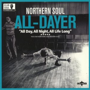 Various - Northern Soul – All Dayer - CHARLYL307 - CHARLY