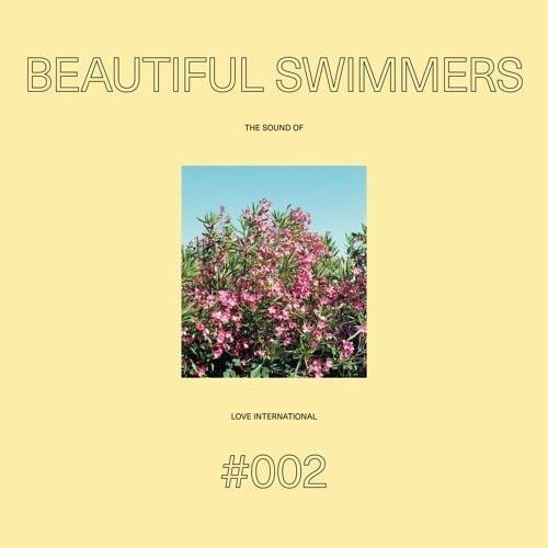 Beautiful Swimmers - The Sound Of Love International 002 - LITPLP002 - LOVE INTERNATIONAL