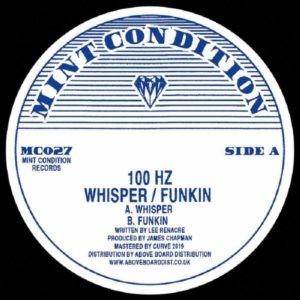 100 Hz - Whisper/Funkin - MC027 - MIND CONDITION