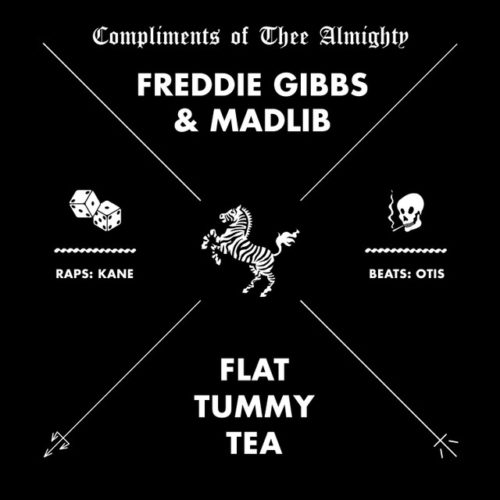 Freddie Gibbs/Madlib - Flat Tummy Tea - MMS032-12 - MADLIB INVAZION