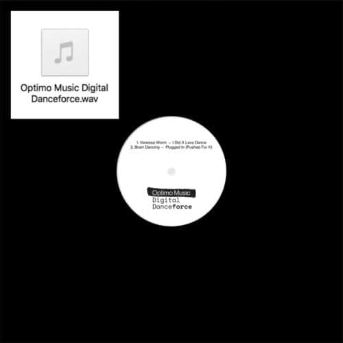 Various - Best Of Digital Dance Force Vol 2 - OMDDVINYL002 - OPTIMO MUSIC DIGITAL DANCEFORCE