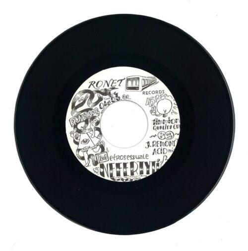 Nefertyti - Metrosessuale - RONET003 - RONET RECORDS