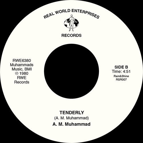 AM Muhammad - What Freedom Means/Tenderly - RSR007 - RAIN&SHINE
