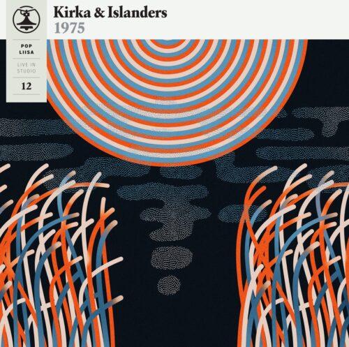 Kirka & The Islanders - Pop Liisa 12 - SRE017 - SVART RECORDS