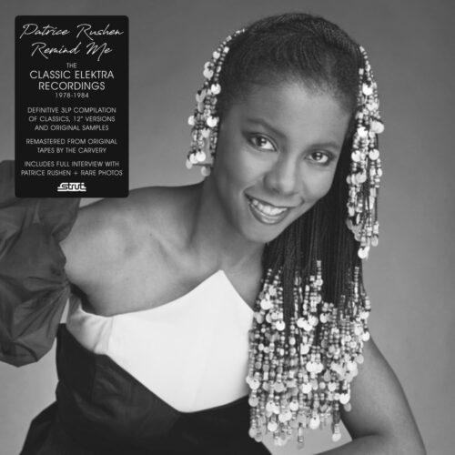 Patrice Rushen - Remind Me (Classic Elektra Recordings 1978-84) - STRUT205LP - STRUT