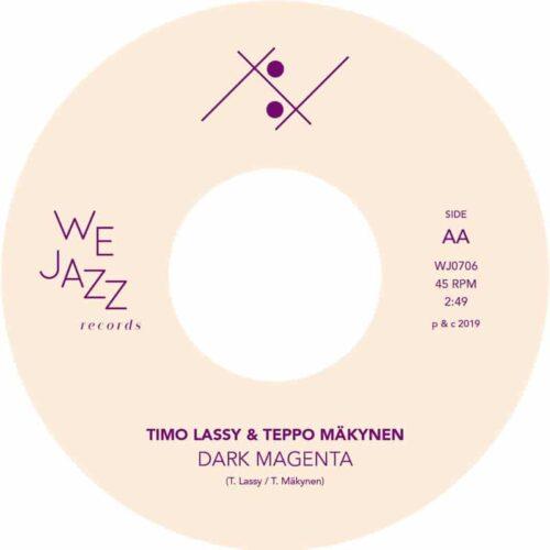Timo Lassy/Teppo Mäkynen - Zomp/Dark Magenta - WJ0706 - WE JAZZ