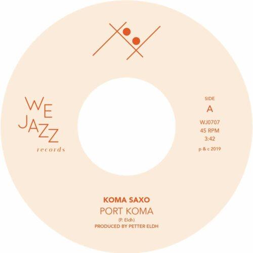 Koma Saxo - Port Koma/Fanfarum For Komarum - WJ0707 - WE JAZZ