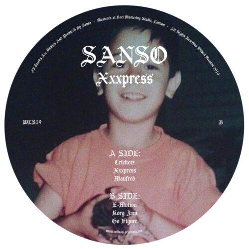 Sanso - Xxxpress - WLS19 - WILSON