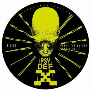 Psy Def X - Psy Def X Ep - Wrecks024 - KLASSE WRECKS