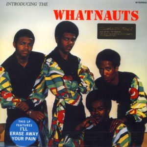 The Whatnauts - Introducing The Whatnauts - 8719262003187 - MUSIC ON VINYL