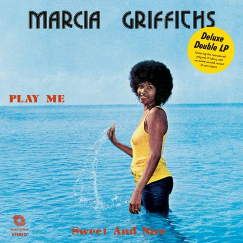 Marcia Griffiths - Sweet & Nice - BEWITH056LP - BE WITH RECORDS