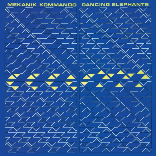 Mekanik Kommando - Dancing Elephants - DE259 - DARK ENTRIES