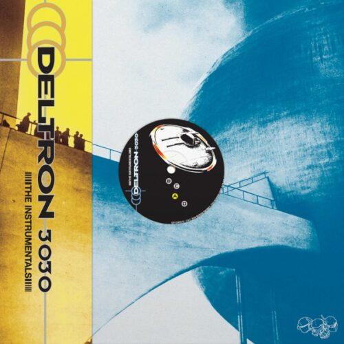Deltron 3030 - The Instrumentals - DEL75040LP - DELTRON PARTNERS