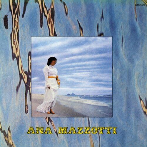 Ana Mazzotti - Ninguem Vai Me Segurar - FARO212LP - FAR OUT RECORDINGS