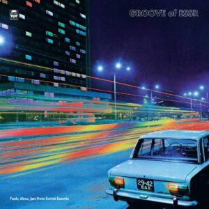 Various - Groove of ESSR - FER-003CD - FUNK EMBASSY