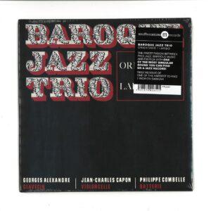 Baroque Jazz Trio - Orientasie / Largo - FFL057 - SOUFFLE CONTINU