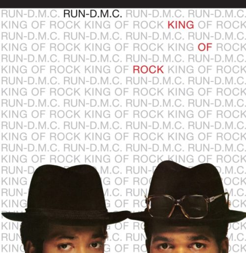 RUN DMC - King Of Rock (Colored Edition) - GET51321LP - GET ON DOWN