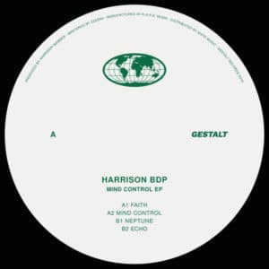 Harrison BDP - Mind Control EP - GST09 - GESTALT