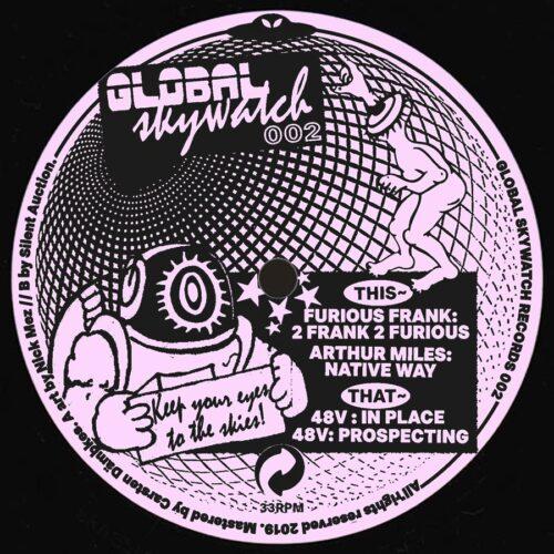 Furious Frank / Arthur Miles / 48v - GSW002 - GSW002 - GLOBAL SKYWATCH