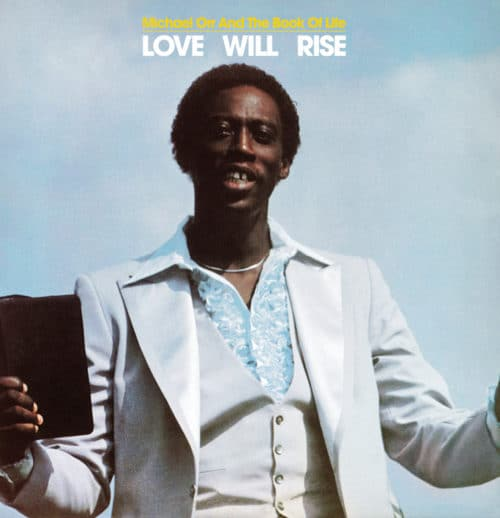 Michael Orr/The Book Of Life - Love Will Rise - HJLP007 - HIGH JAZZ