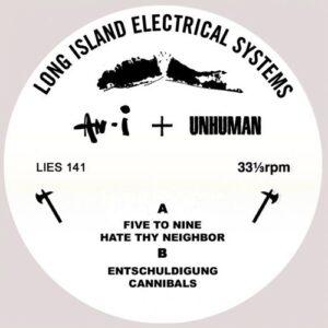 AN-I/Unhuman - Entschuldigung - LIES141 - L.I.E.S