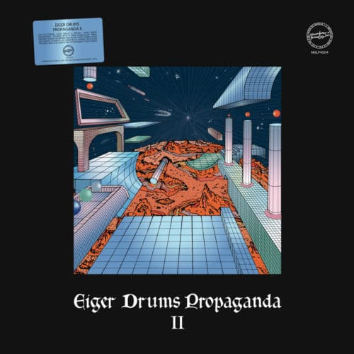 Eiger Drums Propaganda - Eiger Drums Propaganda II - MMLP4004 - MACADAM MAMBO