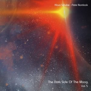 Klaus Schulze/Pete Namlook - Dark Side of the Moog Vol.5 - MOVLP2477 - MUSIC ON VINYL