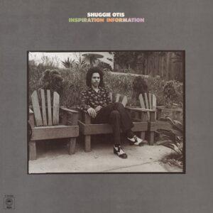 Shuggie Otis - Inspiration Information - MOVLP867 - MUSIC ON VINYL
