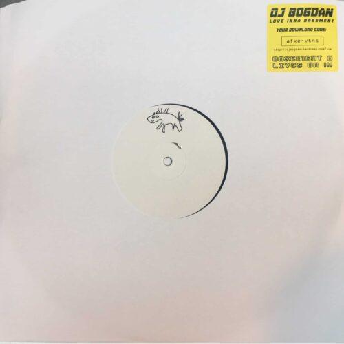 DJ Bogdan - Love Inna Basement - NE-001-GH - N/A
