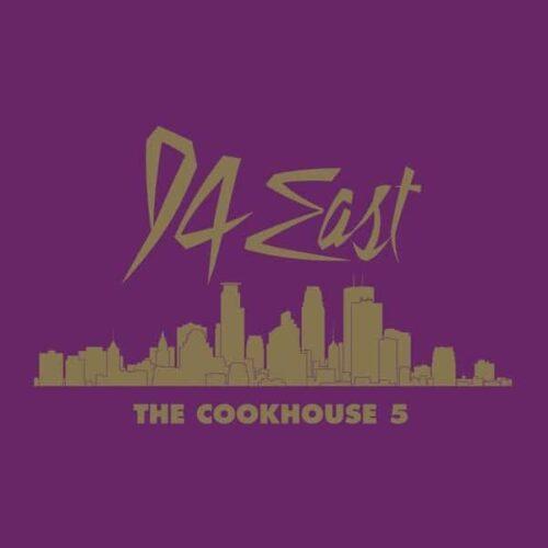 94 East - The Cookhouse 5 - NUM1250LP - NUMERO GROUP