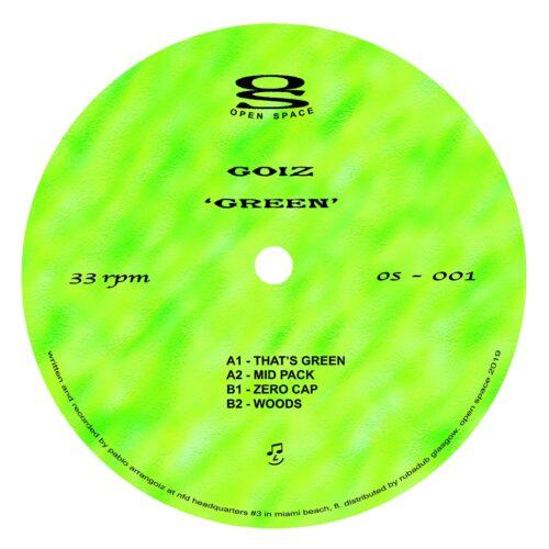 Nathan Micay - Original Schvitz 001 - OS001 - ORIGINAL SCHVITZ