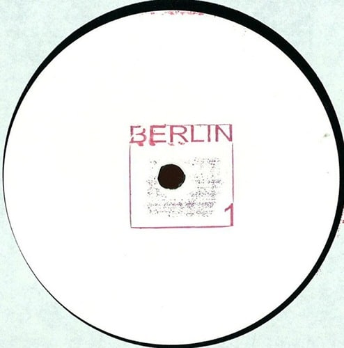 Quadrat - One (Berlin 1) - QUADRAT01 - QUADRAT MUSIK