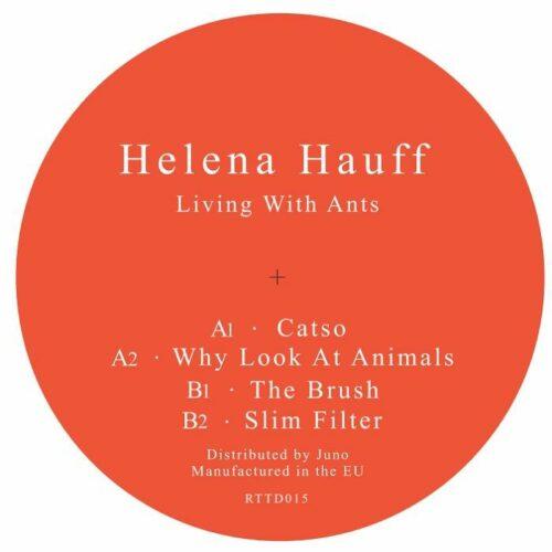 Helena Hauff - Living With Ants - RTTD015 - RETURN TO DISORDER