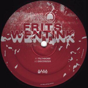Frits Wentink - Space Babe EP - Royal047 - CLONE ROYAL OAK