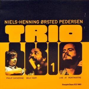 Niels-Henning Ørsted Pedersen - Trio 1 - SCS1083 - STEEPLECHASE