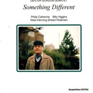 Dexter Gordon Quartet - Something Different - SCS1136 - STEEPLECHASE