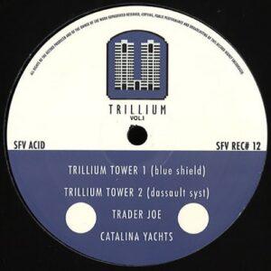 SFV Acid - Trillium Towers Vol.1 - SFVREC012 - SFV RECORDS