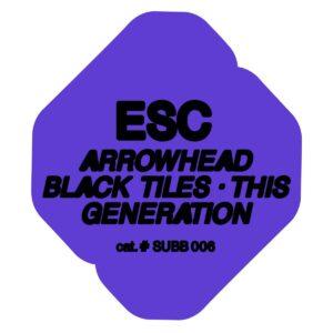 ESC - Arrowhead - SUBB006 - STRAIGHT UP BREAKBEAT