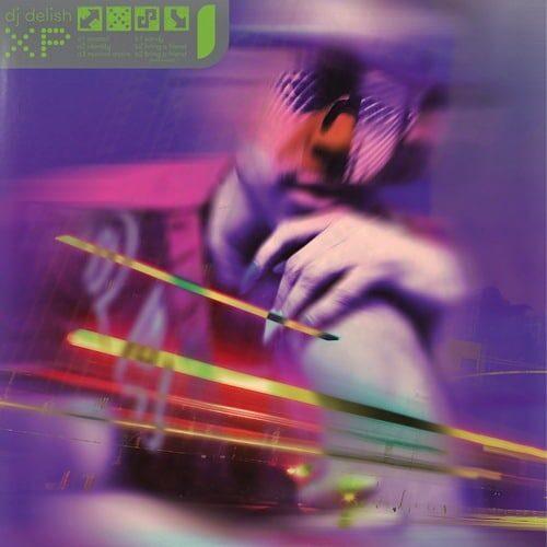 DJ Delish - XP - SWT-028 - SWEAT EQUITY