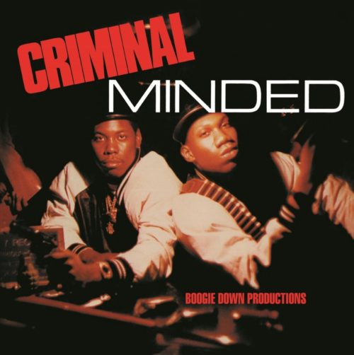 Boogie Down Productions - Criminal Minded - TEG76549LP - B-BOY