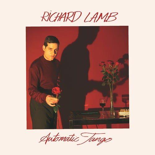 Richard Lamb - Automatic Tango - TMPL006 - TEMPLE
