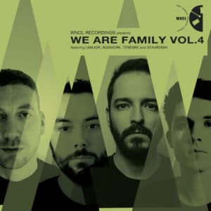 Lmajor/Boxing/Tenebre/Stavrogin - We Are Family Vol 4 - WNCL035 - WNCL RECORDINGS