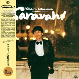 Yukihiro Takahashi - Saravah! - WWSLP26 - WEWANTSOUNDS